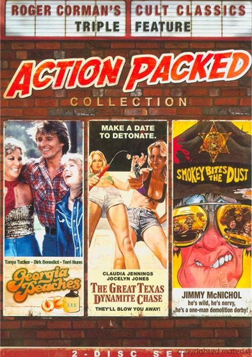 Georgia Peaches / Smokey Bites The Dust / The Great Texas Dynamite Chase (Triple Feature)