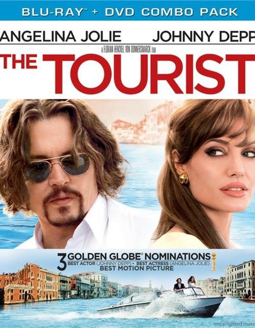 Tourist, The (Blu-ray + DVD Combo)