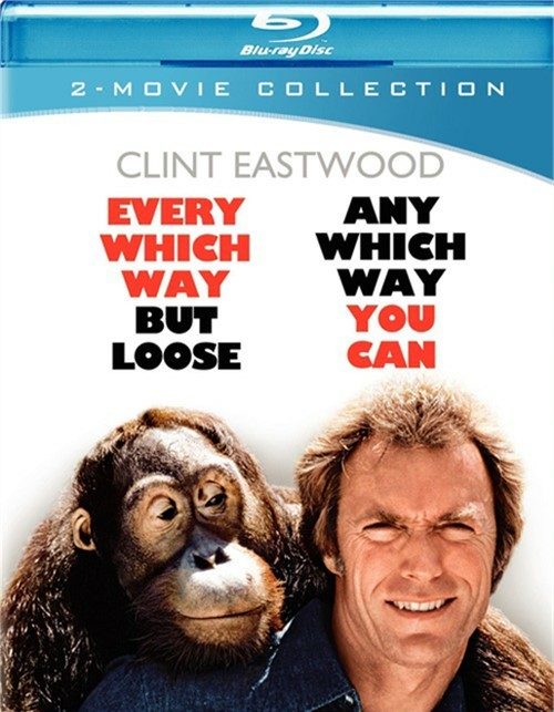 Every Which Way But Loose / Any Which Way You Can (Double Feature)