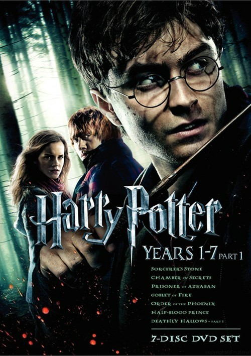 Harry Potter: Years 1 - 7 - Part I