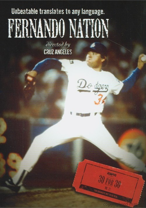 ESPN Films 30 For 30: Fernando Nation