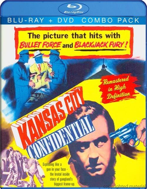 Kansas City Confidential (Blu-ray + DVD Combo)