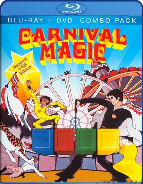 Carnival Magic (Blu-ray + DVD Combo)