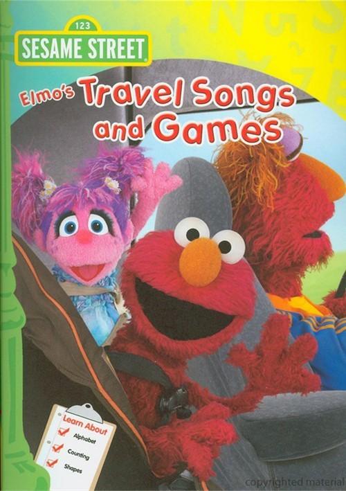 Sesame Street: Elmos Travel Songs & Games