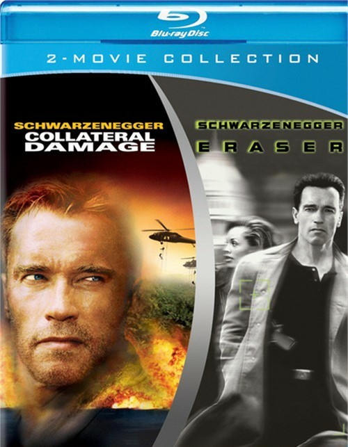 Collateral Damage / Eraser (Double Feature)