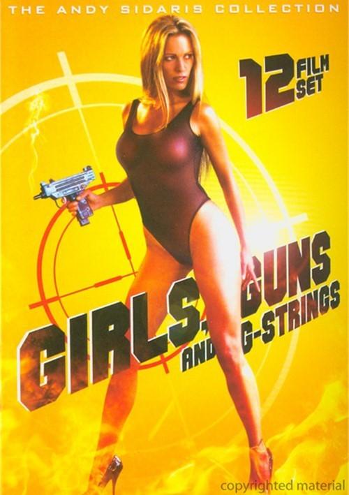 Girls, Guns And G-Strings: 12 Film Set