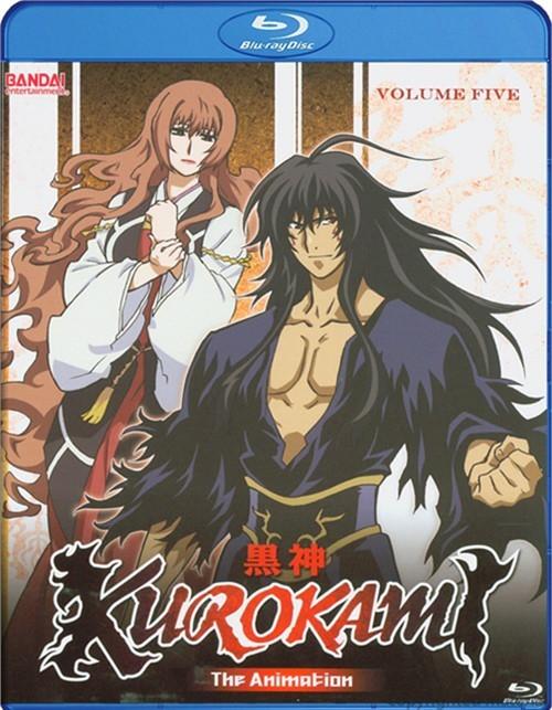 Kurokami: The Animation - Volume 5