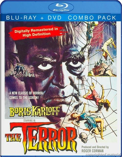 Terror, The (Blu-ray + DVD Combo)