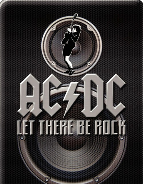 AC/DC: Let There Be Rock - Limited Collectors Edition (Blu-ray + DVD Combo)