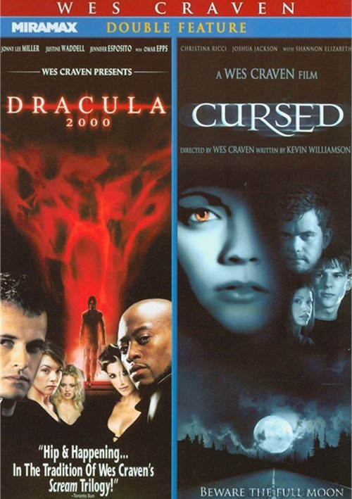 Dracula 2000 / Cursed (Double Feature)