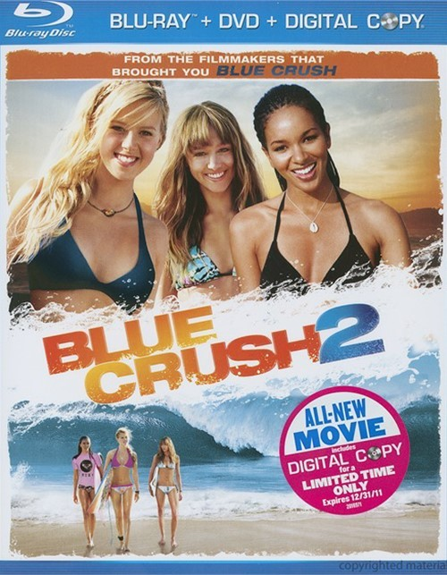 Blue Crush 2 (Blu-ray + DVD + Digital Copy)