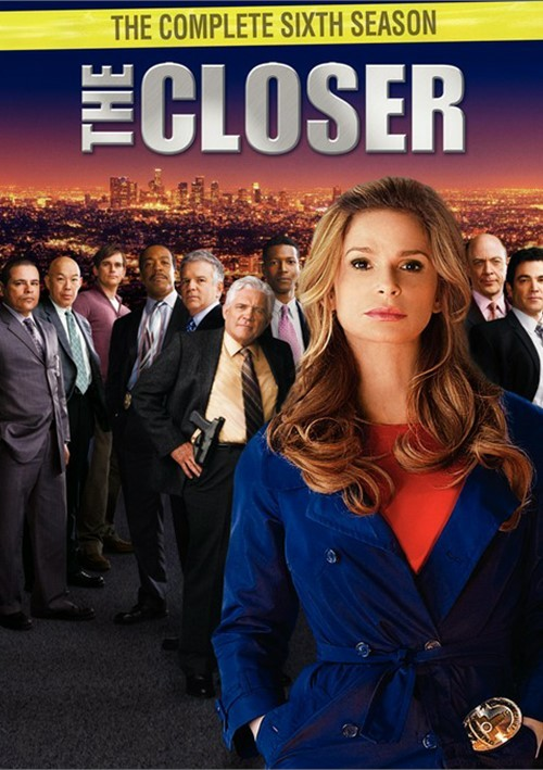Closer, The: The Complete Sixth Season