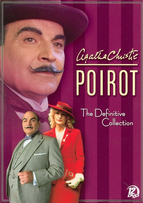Agatha Christies Poirot: The Definitive Collection (Repackage)