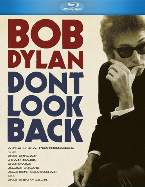 Bob Dylan: Dont Look Back (Blu-ray + DVD Combo)