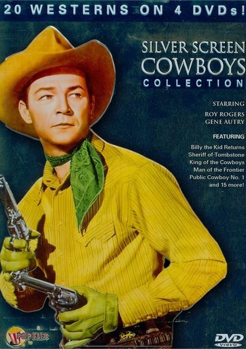 Silver Screen Cowboys Collection (Collectible Tin)