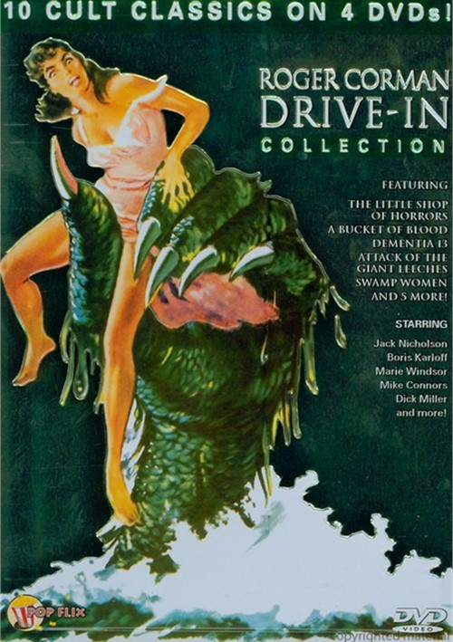 Roger Corman Drive-In Collection (Collectible Tin)
