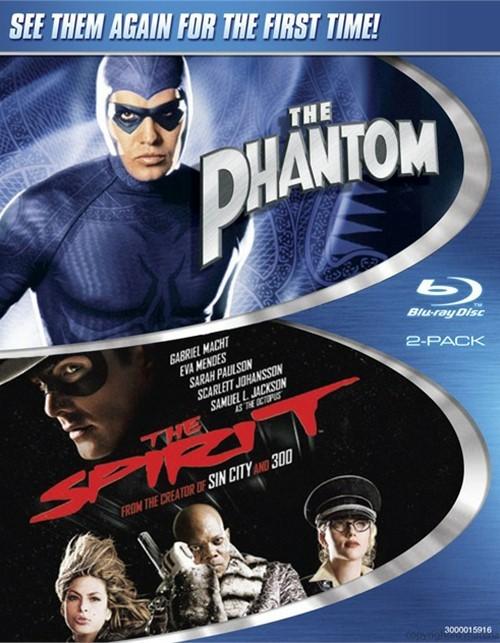 Phantom, The / The Spirit (Double Feature)