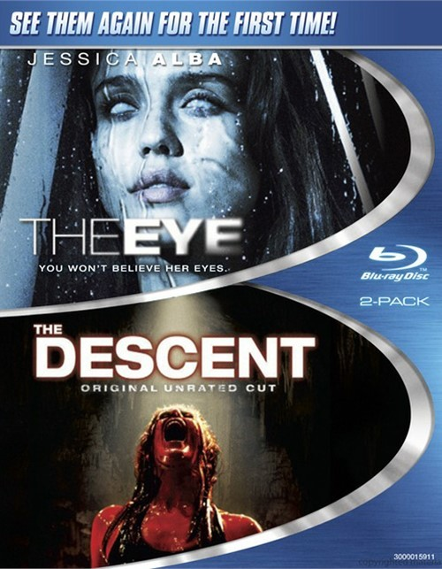 Eye, The / The Descent: Unrated (Double Feature)