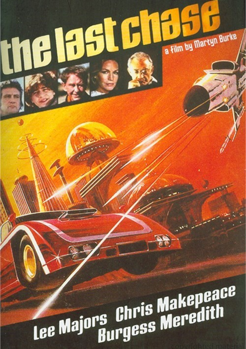 Last Chase, The: 30th Anniversary Directors Cut