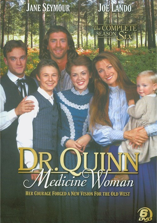 Dr. Quinn Medicine Woman: The Complete Season Six (Repackage)