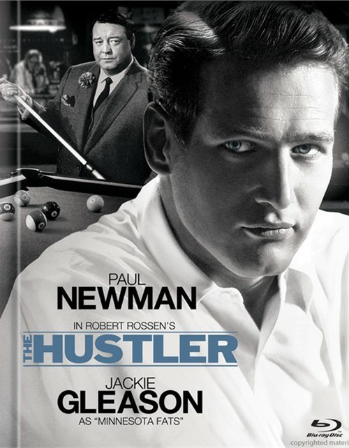 Hustler, The: 50th Anniversary (Digibook)