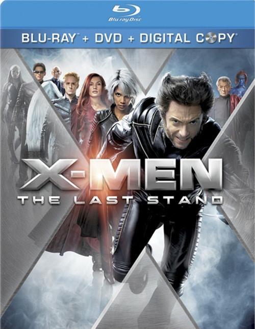 X-Men: The Last Stand (Blu-ray + DVD + Digital Copy)