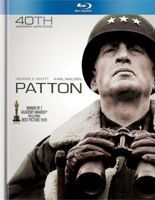Patton: 40th Anniversary Limited Edition (Digibook)