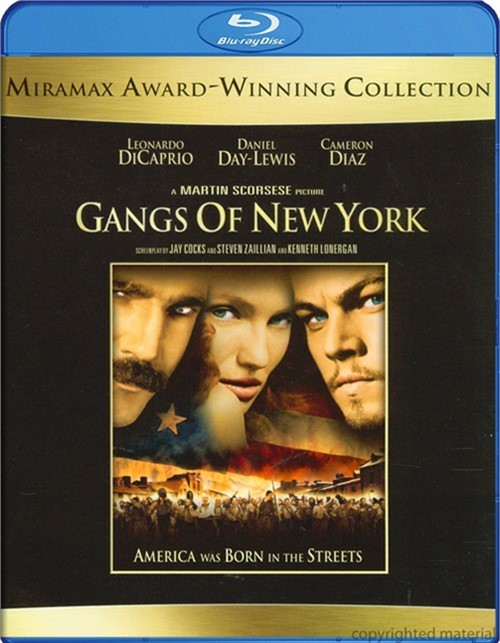 Gangs Of New York (Remastered)