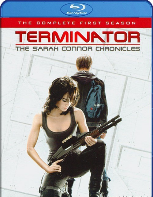Terminator: The Sarah Connor Chronicles - The Complete Seasons 1 & 2