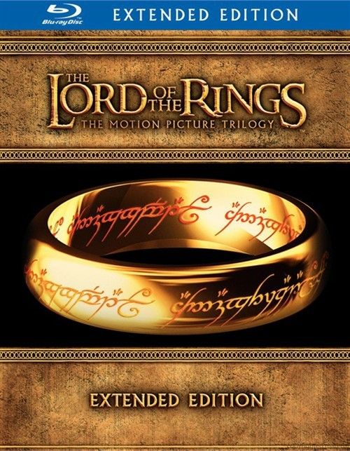 Lord Of The Rings, The: The Motion Picture Trilogy - Extended Edition