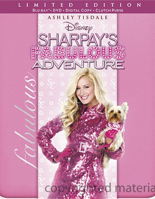 Sharpays Fabulous Adventure: Limited Edition (Blu-ray + DVD Combo + Digital Copy)
