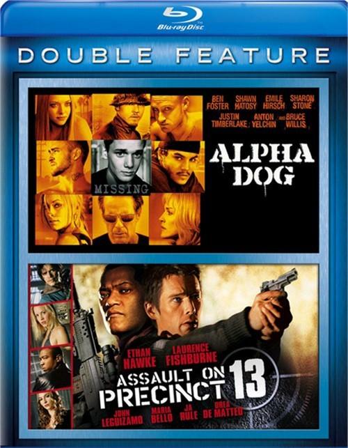 Alpha Dog / Assault On Precinct 13 (Double Feature)