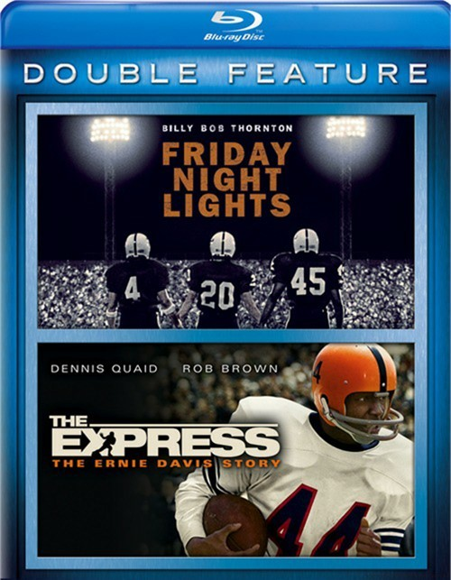 Friday Night Lights / The Express (Double Feature)