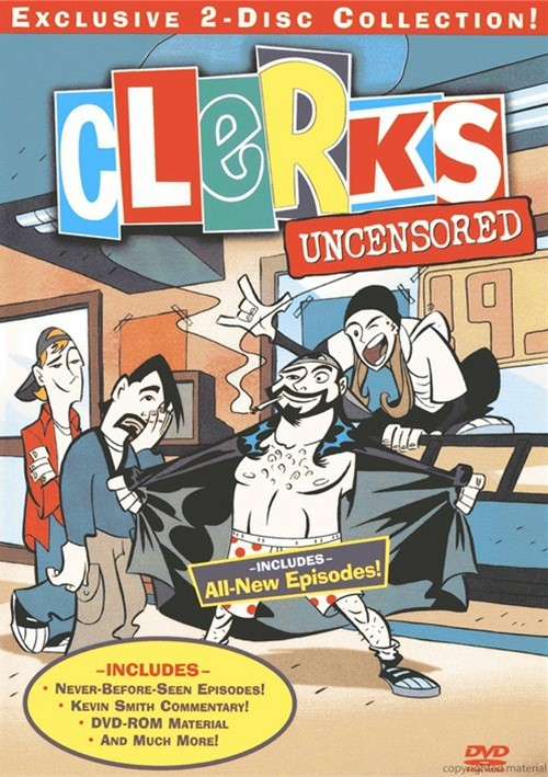 Clerks: Uncensored (Animated Series)