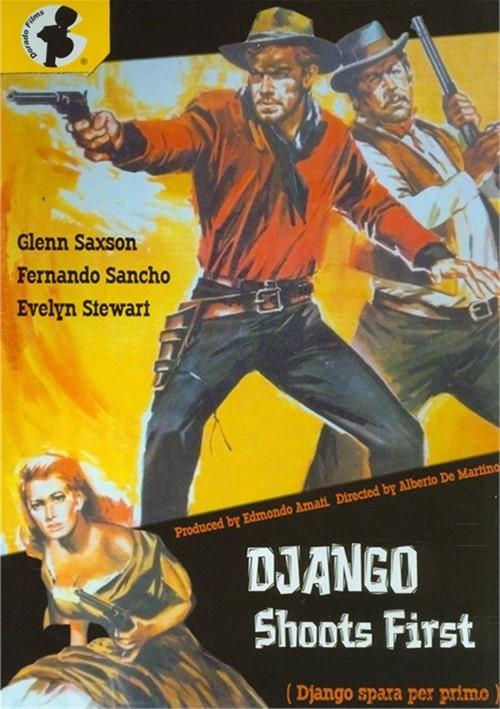Django Shoots First / Gatling Gun (Double Pack)
