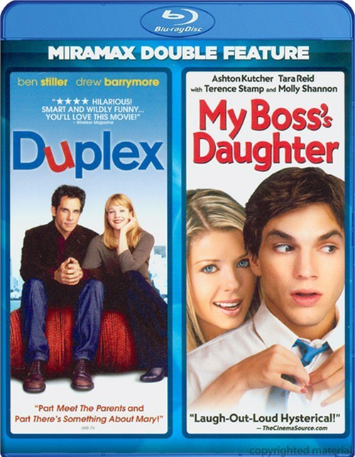My Bosss Daughter / Duplex (Double Feature)