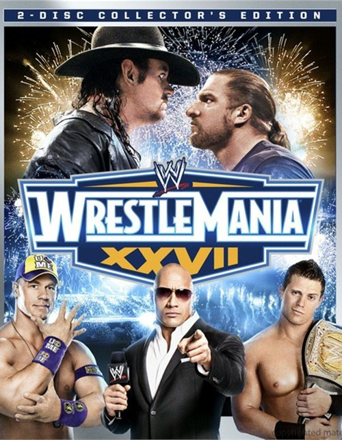 WWE: Wrestlemania 27 - Collectors Edition