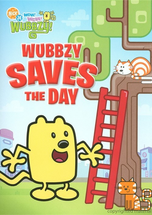 Wow! Wow! Wubbzy!: Wubbzy Saves The Day