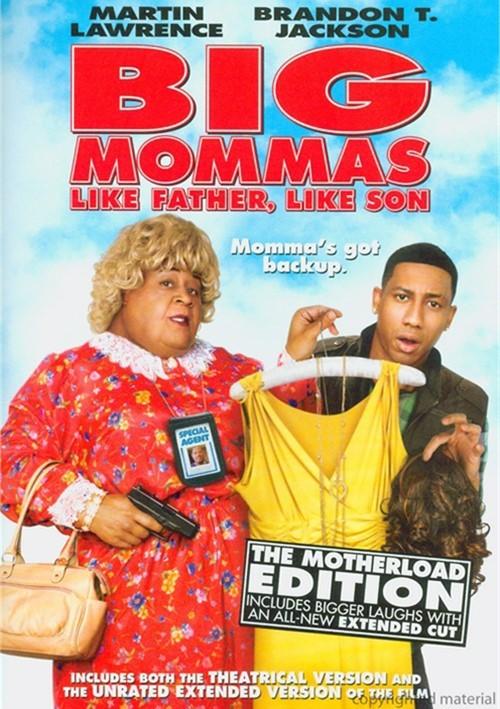 Big Mommas: Like Father, Like Son - The Motherload Edition