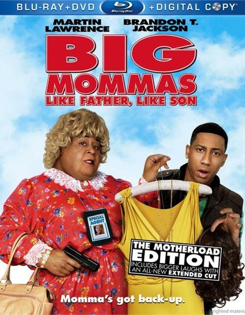 Big Mommas: Like Father, Like Son - The Motherload Edition (Blu-ray + DVD + Digital Copy)