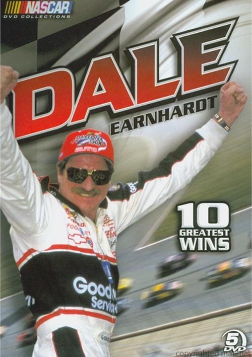 Dale Earnhardt: 10 Greatest Wins