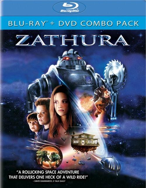 Zathura: A Space Adventure (Blu-ray + DVD Combo)