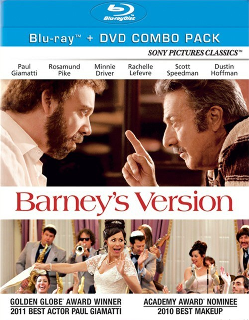 Barneys Version (Blu-ray + DVD Combo)