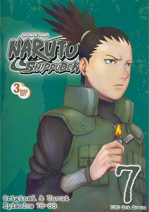 Naruto Shippuden: Volume 7