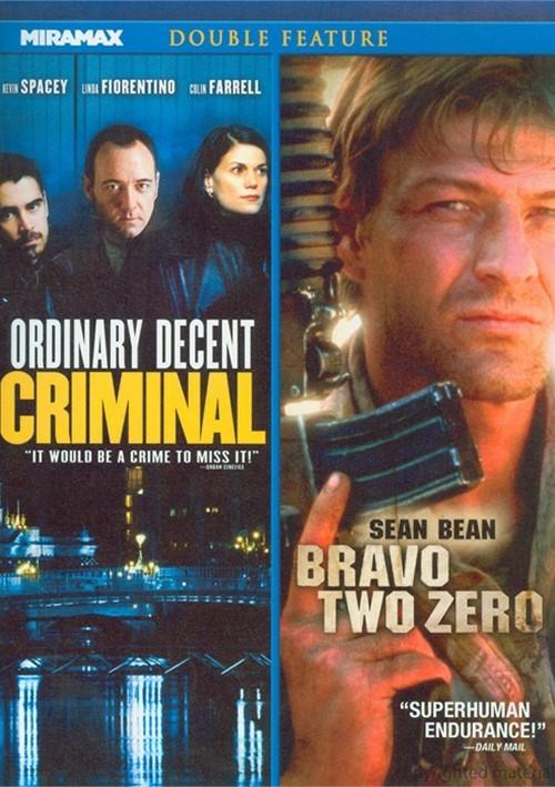 Ordinary Decent Criminal / Bravo Two Zero (Double Feature)