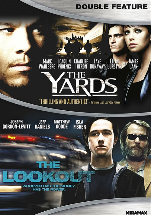 Lookout, The / The Yards (Double Feature)