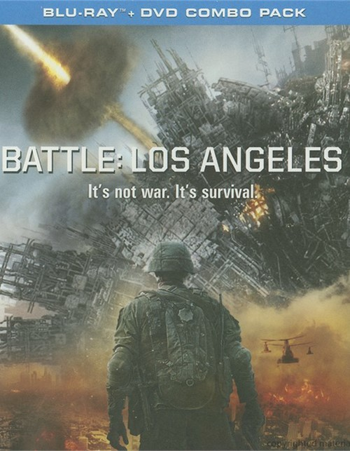 Battle: Los Angeles (Blu-ray + DVD Combo)