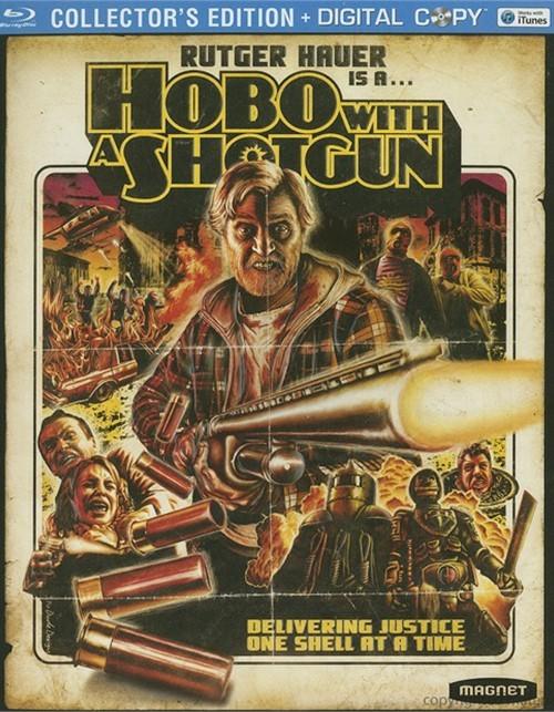 Hobo With A Shotgun: Collectors Edition (Blu-ray + Digital Copy)