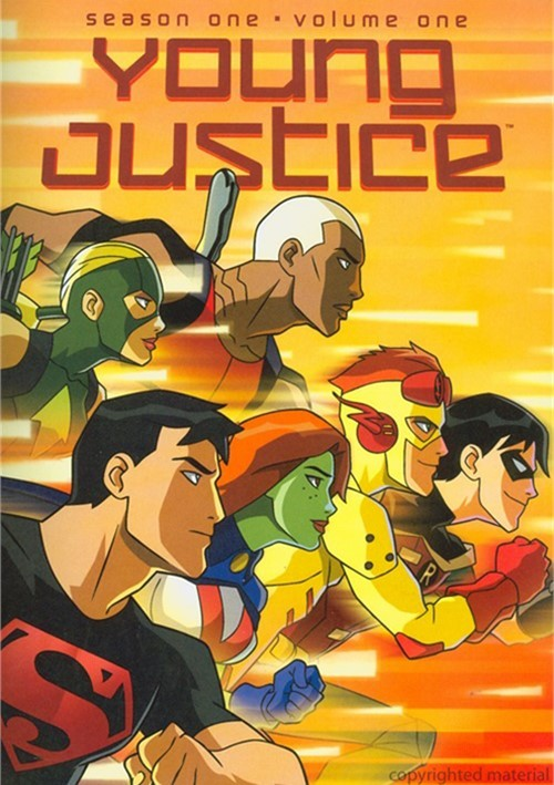 Young Justice: Season One - Volume One