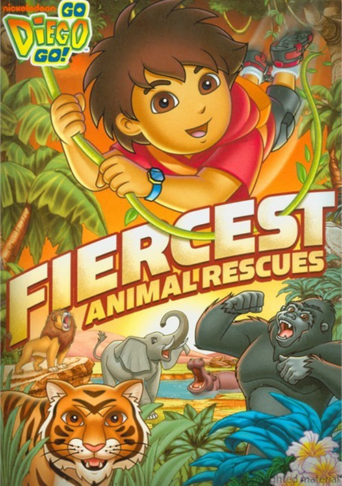 Go Diego Go!: Fiercest Animal Rescues!